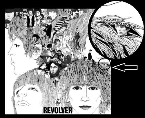 Klaus Voormann Revolver